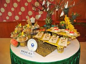 Vòng sơ kết Chiếc thìa vàng khu vực Nam Trung bộ: Tôn vinh đặc sản duyên hải