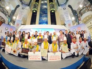 Cuộc thi Chiếc thìa vàng 2015: Tuổi lên ba và ước mơ đặt món Việt lên bàn ăn quốc tế