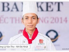 Khách sạn Đệ Nhất - Giải nhì Chiếc thìa vàng 2014