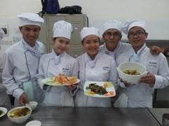 Nghề đầu bếp: Cần được đào tạo bài bản