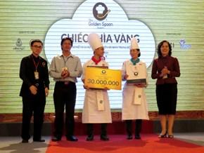 Novotel Nha Trang về nhất Chiếc thìa vàng Nam Trung bộ - Tây nguyên