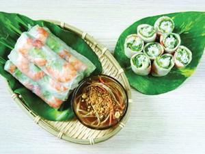 Ẩm thực Việt chờ xướng danh