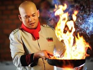 """Chef Alain Nghĩa: """"Khi làm ra những món ăn ngon, bạn sẽ hạnh phúc"""""""