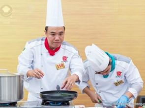 """Quán quân Chiếc Thìa Vàng 2015: """"Mỗi đầu bếp là một nghệ sĩ"""""""