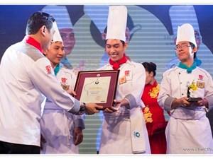 2016 Golden Spoon Contest Prizes