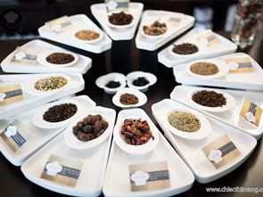 Spices make dishes delicious