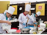50 chef teams enter the semi-final round