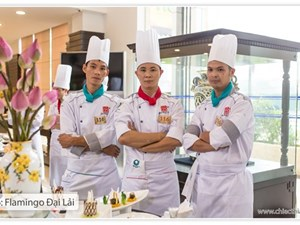 Flamingo Dailai Resort takes second prize