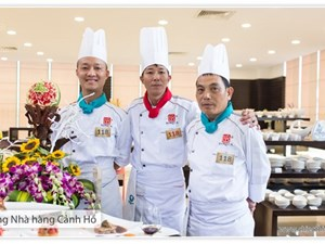 Canh Ho restaurant chain wins second prize