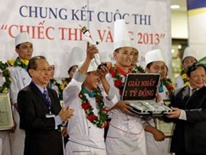 Is there anything special about the ceramic Chef Cup?