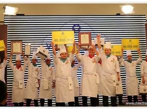 Direct report: Semi-final round - northern region - 2015 Golden Spoon contest