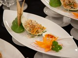 The winning dishes at the North-Central preliminary round