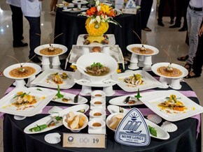The winning dishes from the first preliminary round of the 2015 Golden Spoon contest