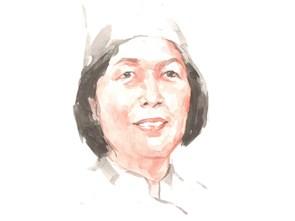 "Foods artisan Suong Thi Bui: A dish like a ""gem hidden in a rock"""