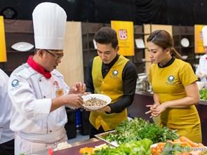 Giao lưu về xu hướng ẩm thực Việt tại Nha Trang