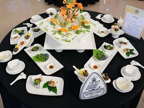 Visit An Giang province to enjoy delicious dishes of Dong Xuyen hotel