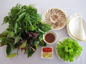 Gia vị và rau thơm Việt được ca ngợi trên báo nước ngoài