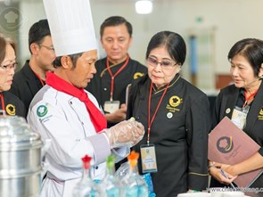 45 proud years working in the culinary sector