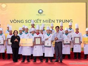 Đại diện duy nhất của Quảng Ngãi đoạt giải nhất sơ kết Nam Trung bộ