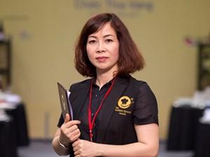Bà Trương Thị Hồng Hạnh
