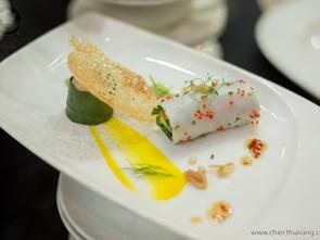 Giải nhì sơ kết Tây Nguyên: Nhà hàng Thành Phát