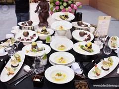 """""""Tân cổ giao duyên"""" trong ẩm thực Chiếc Thìa Vàng 2016"""