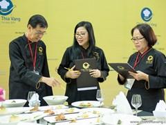 Ban giám khảo chấm vòng sơ kết miền Bắc