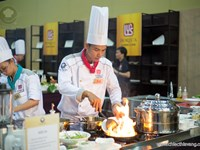 Giải nhì Sơ kết Nam Trung bộ: Diamond Bay Resort & Spa