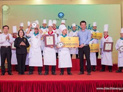 Kỹ thuật chế biến hiện đại giúp InterContinental Hanoi đoạt giải nhất