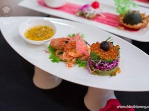 Ngỡ ngàng ẩm thực Thái Nguyên