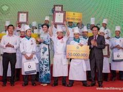 Đầu bếp Đà Nẵng giành giải nhất bán kết phía Bắc