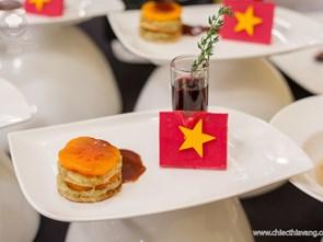 Bán kết phía Bắc: 'Món ăn vàng' mang hồn Việt