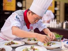 Cooking show của những nghệ sĩ bếp