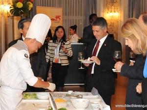 Bảo tàng ẩm thực đầu tiên trên thế giới vinh danh món ăn Việt Nam