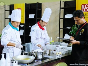 Flourish Vietnamese rustic dishes from the countryside