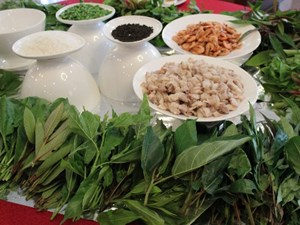 "Enjoy ""leaves festival"" at Kon Tum"