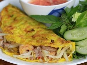 Mekong Delta pancakes