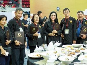 Judges of The Golden Spoon Preliminary in Ha Noi