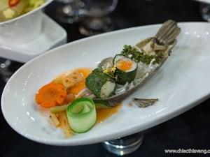 Remarkable variation of fine seafood