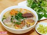 Bún bò Huế - món 'súp' Việt ngon nhất thế giới