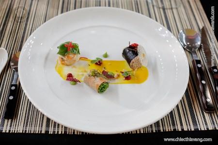 Những món ăn Việt được tôn vinh tại chung kết