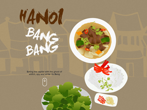 Hanoi Bang Bang VI: Slow and Low Bun Cha