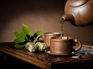 Chén trà Cao lan
