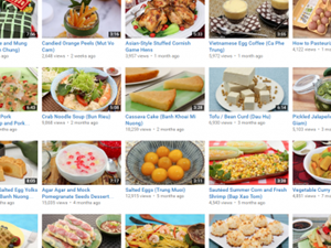 Overseas home cooks wow worldwide followers with daily Vietnamese dishes