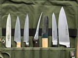 Four Australian chefs and the knives they love
