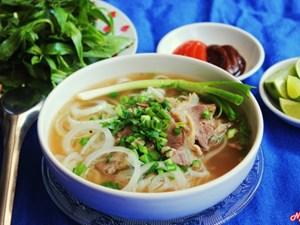 Phở Việt - món ngon đến tận miếng cuối cùng