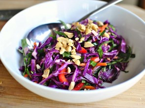 Purple food – new healthy food trend