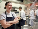 Why are there so few female chefs?