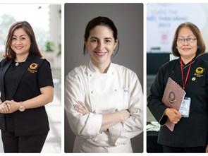 Khi phụ nữ làm bếp và truyền cảm hứng