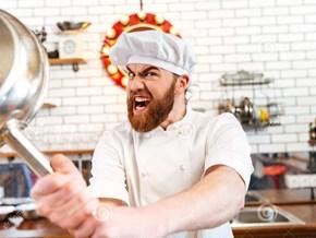 Những điều khiến đầu bếp 'nổi đóa'